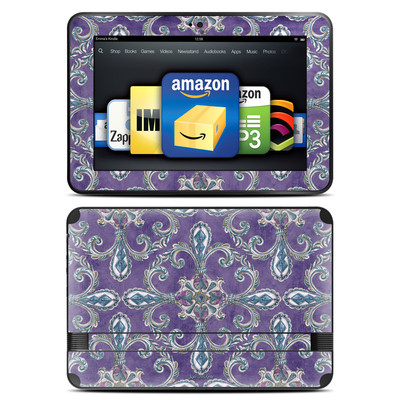 Amazon Kindle Fire HD 8.9 Skin - Royal Crown