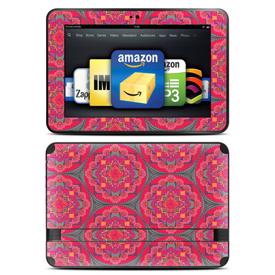 Amazon Kindle Fire HD 8.9 Skin - Ruby Salon