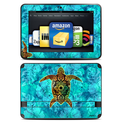 Amazon Kindle Fire HD 8.9 Skin - Sacred Honu