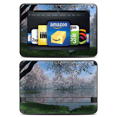 Amazon Kindle Fire HD 8.9 Skin - Sakura