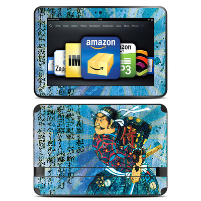 Amazon Kindle Fire HD 8.9 Skin - Samurai Honor