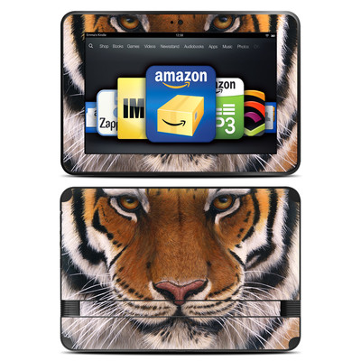Amazon Kindle Fire HD 8.9 Skin - Siberian Tiger