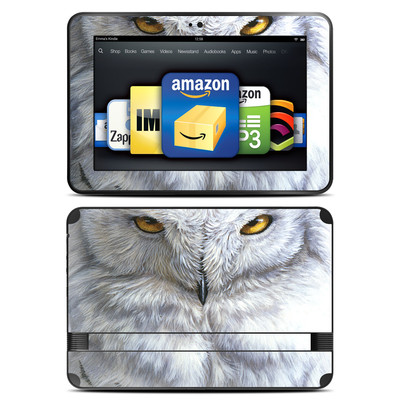 Amazon Kindle Fire HD 8.9 Skin - Snowy Owl