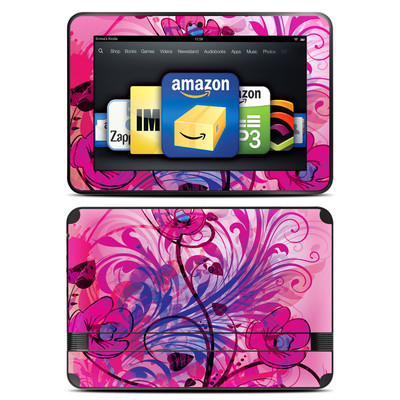 Amazon Kindle Fire HD 8.9 Skin - Spring Breeze
