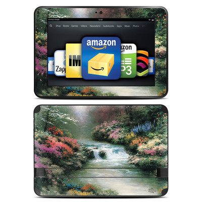 Amazon Kindle Fire HD 8.9 Skin - Beside Still Waters