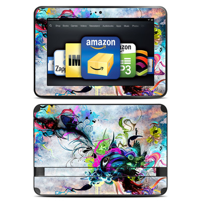 Amazon Kindle Fire HD 8.9 Skin - Streaming Eye