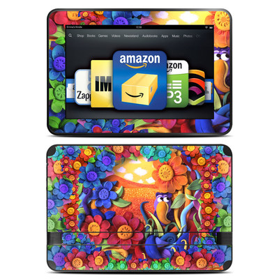 Amazon Kindle Fire HD 8.9 Skin - Summerbird