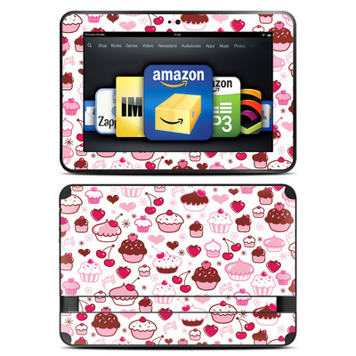 Amazon Kindle Fire HD 8.9 Skin - Sweet Shoppe