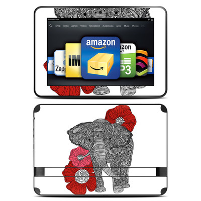 Amazon Kindle Fire HD 8.9 Skin - The Elephant