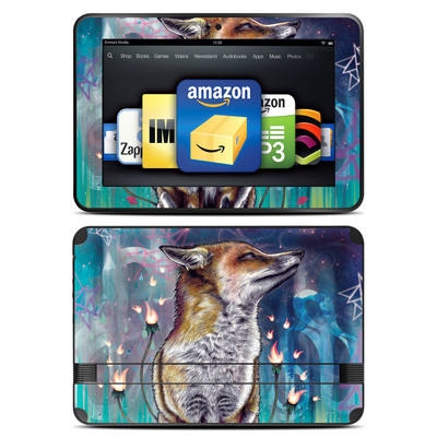 Amazon Kindle Fire HD 8.9 Skin - There is a Light