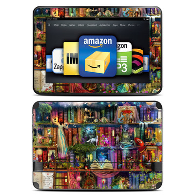 Amazon Kindle Fire HD 8.9 Skin - Treasure Hunt