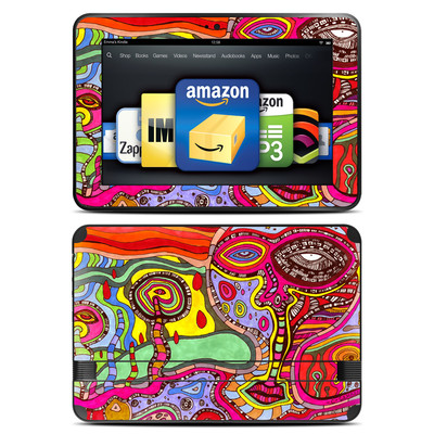 Amazon Kindle Fire HD 8.9 Skin - The Wall
