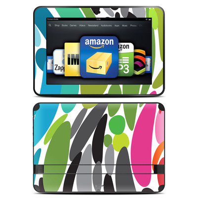 Amazon Kindle Fire HD 8.9 Skin - Twist