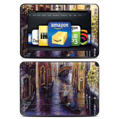 Amazon Kindle Fire HD 8.9 Skin - Venezia