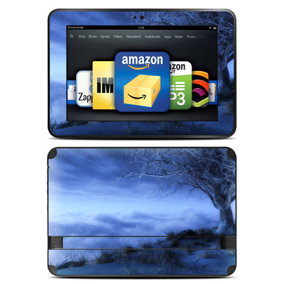 Amazon Kindle Fire HD 8.9 Skin - World's Edge Winter