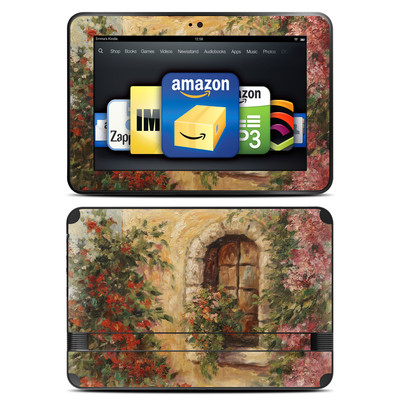 Amazon Kindle Fire HD 8.9 Skin - The Window