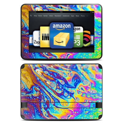 Amazon Kindle Fire HD 8.9 Skin - World of Soap