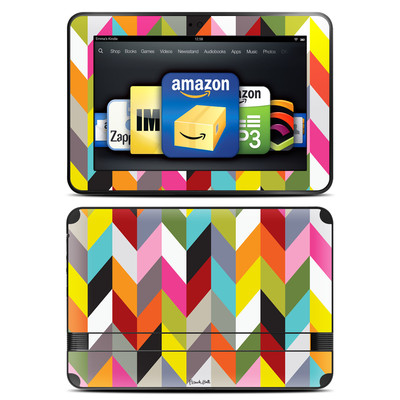Amazon Kindle Fire HD 8.9 Skin - Ziggy Condensed