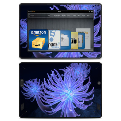 Amazon Kindle Fire HD Skin - Anemones