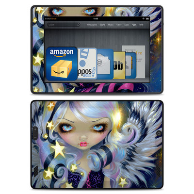 Amazon Kindle Fire HD Skin - Angel Starlight