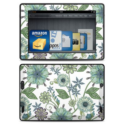 Amazon Kindle Fire HD Skin - Antique Nouveau