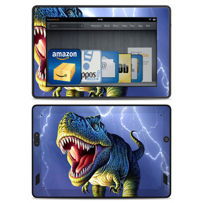 Amazon Kindle Fire HD Skin - Big Rex