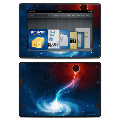 Amazon Kindle Fire HD Skin - Black Hole