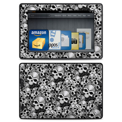 Amazon Kindle Fire HD Skin - Bones