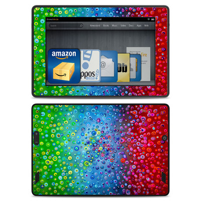 Amazon Kindle Fire HD Skin - Bubblicious