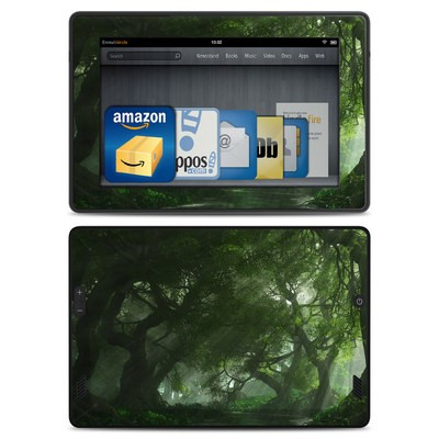 Amazon Kindle Fire HD Skin - Canopy Creek Spring