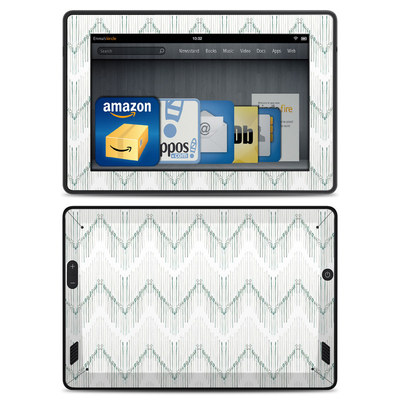 Amazon Kindle Fire HD Skin - Chic Chevron