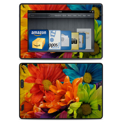 Amazon Kindle Fire HD Skin - Colours
