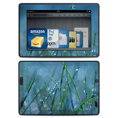 Amazon Kindle Fire HD Skin - Dew