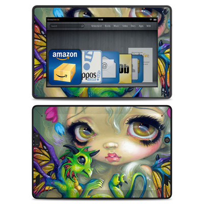 Amazon Kindle Fire HD Skin - Dragonling