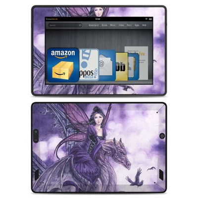 Amazon Kindle Fire HD Skin - Dragon Sentinel