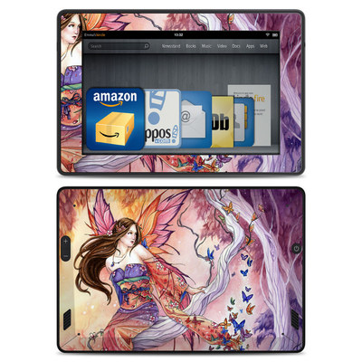 Amazon Kindle Fire HD Skin - The Edge of Enchantment