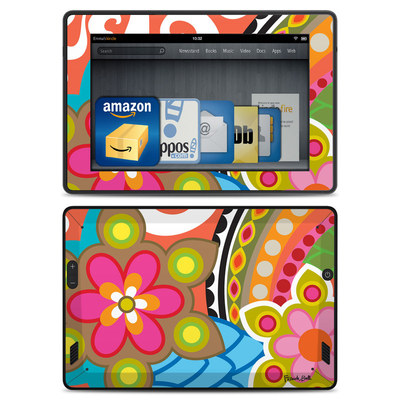 Amazon Kindle Fire HD Skin - Fantasia