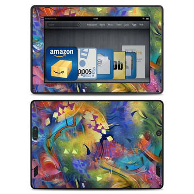 Amazon Kindle Fire HD Skin - Fascination