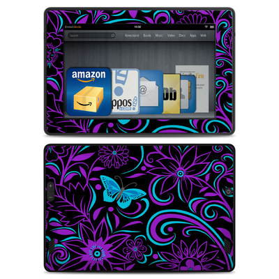 Amazon Kindle Fire HD Skin - Fascinating Surprise