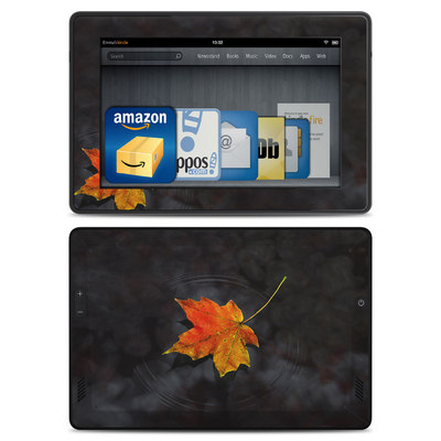 Amazon Kindle Fire HD Skin - Haiku
