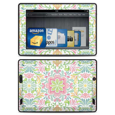 Amazon Kindle Fire HD Skin - Honeysuckle