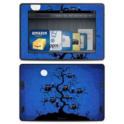 Amazon Kindle Fire HD Skin - Internet Cafe