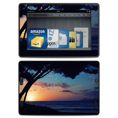 Amazon Kindle Fire HD Skin - Mallorca Sunrise