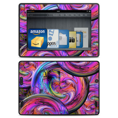 Amazon Kindle Fire HD Skin - Marbles