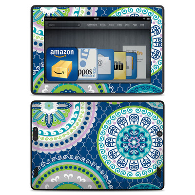 Amazon Kindle Fire HD Skin - Medallions