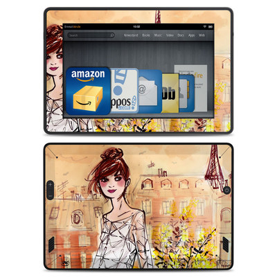 Amazon Kindle Fire HD Skin - Mimosa Girl