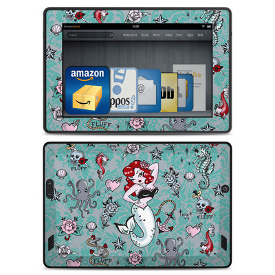 Amazon Kindle Fire HD Skin - Molly Mermaid