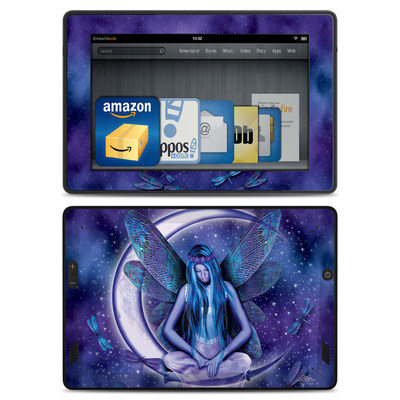 Amazon Kindle Fire HD Skin - Moon Fairy