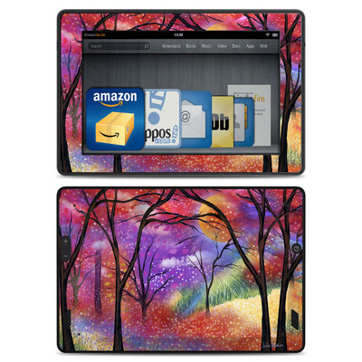 Amazon Kindle Fire HD Skin - Moon Meadow