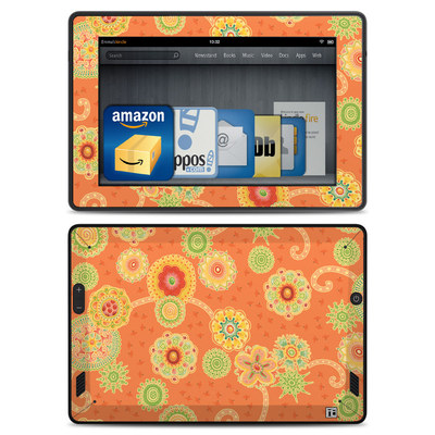 Amazon Kindle Fire HD Skin - Nina